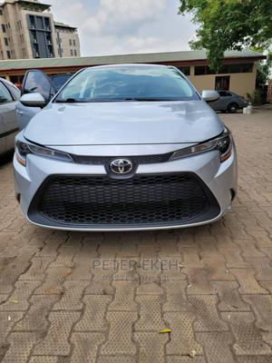 New Toyota Corolla 2020 LE Silver | Cars for sale in Abuja (FCT) State, Maitama