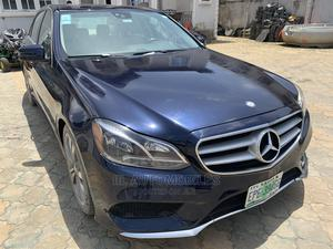 Mercedes-Benz E350 2016 Blue | Cars for sale in Lagos State, Ajah