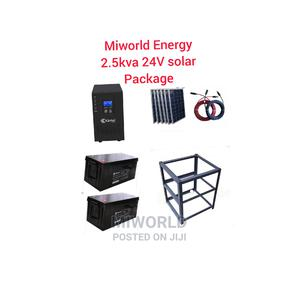 2.5kva 24V Pure Sine Wave Solar Inverter | Solar Energy for sale in Lagos State, Lekki