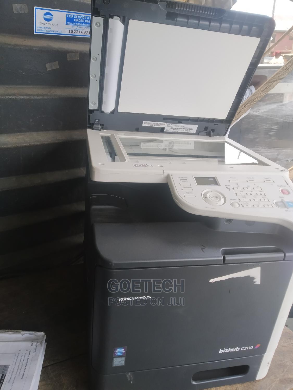 Bizhub C3110   Printers & Scanners for sale in Surulere, Lagos State, Nigeria