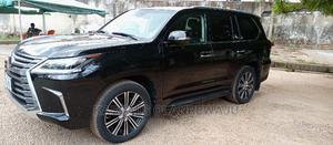 Lexus LX 2018 570 Three-Row Black | Cars for sale in Abuja (FCT) State, Garki 2