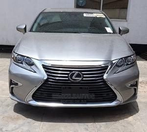 Lexus ES 2017 350 FWD Silver | Cars for sale in Lagos State, Isolo