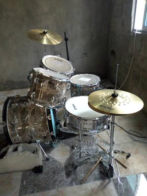 5 Sets Yamaha Drum Set | Musical Instruments & Gear for sale in Lagos State, Ojo
