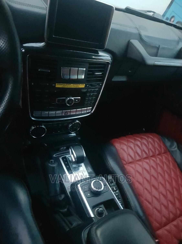 Mercedes-Benz G-Class 2014 Black   Cars for sale in Ojodu, Lagos State, Nigeria