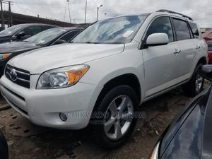 Toyota RAV4 2008 2.4 White   Cars for sale in Lagos State, Ikeja