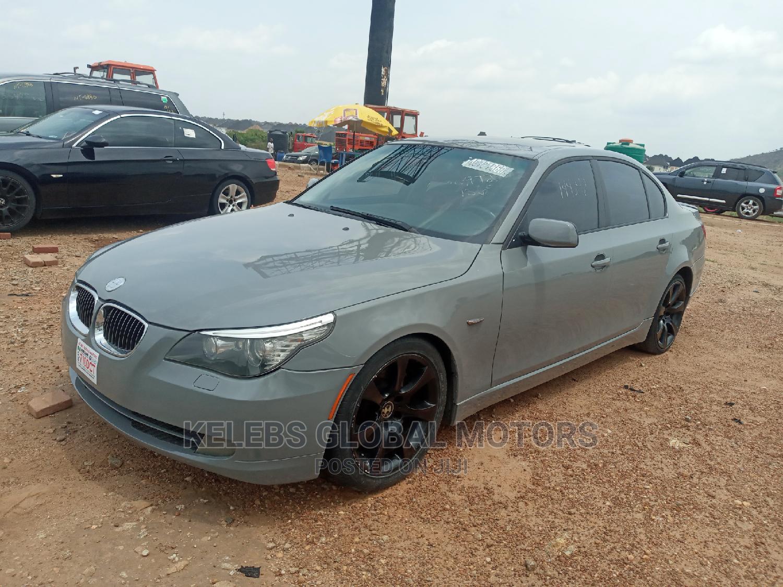 BMW 535i 2008 Gray | Cars for sale in Kubwa, Abuja (FCT) State, Nigeria