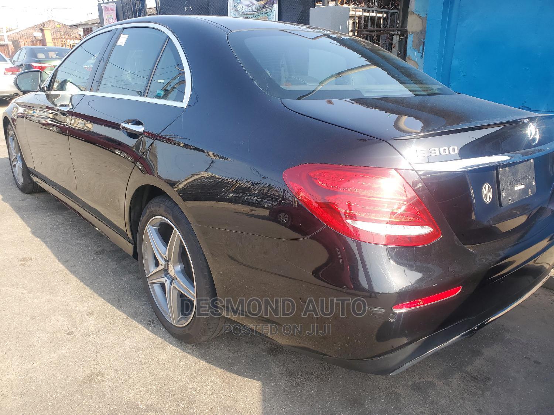 Mercedes-Benz E350 2016 Black   Cars for sale in Surulere, Lagos State, Nigeria