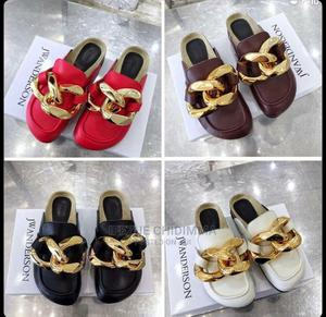 Red Slip on 41 and 42 Available | Shoes for sale in Lagos State, Ikorodu