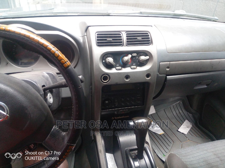 Archive: Nissan Xterra 2004 SE Black