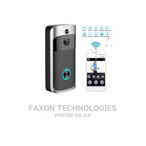 V5 Smart Video Wireless Doorbell | Home Appliances for sale in Lagos State, Ikeja