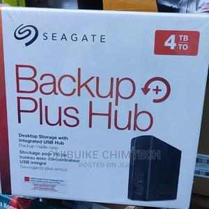Seagate 4TB Backup Plus Desktop Hard Drive | Computer Hardware for sale in Lagos State, Ikeja