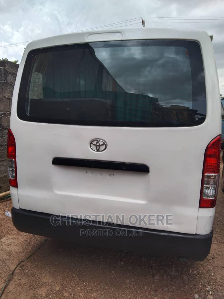 Toyota Hiace 2012 White | Buses & Microbuses for sale in Alimosho, Lagos State, Nigeria