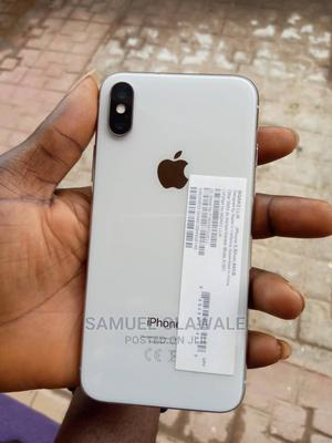 Apple iPhone X 256 GB White | Mobile Phones for sale in Oyo State, Ibadan