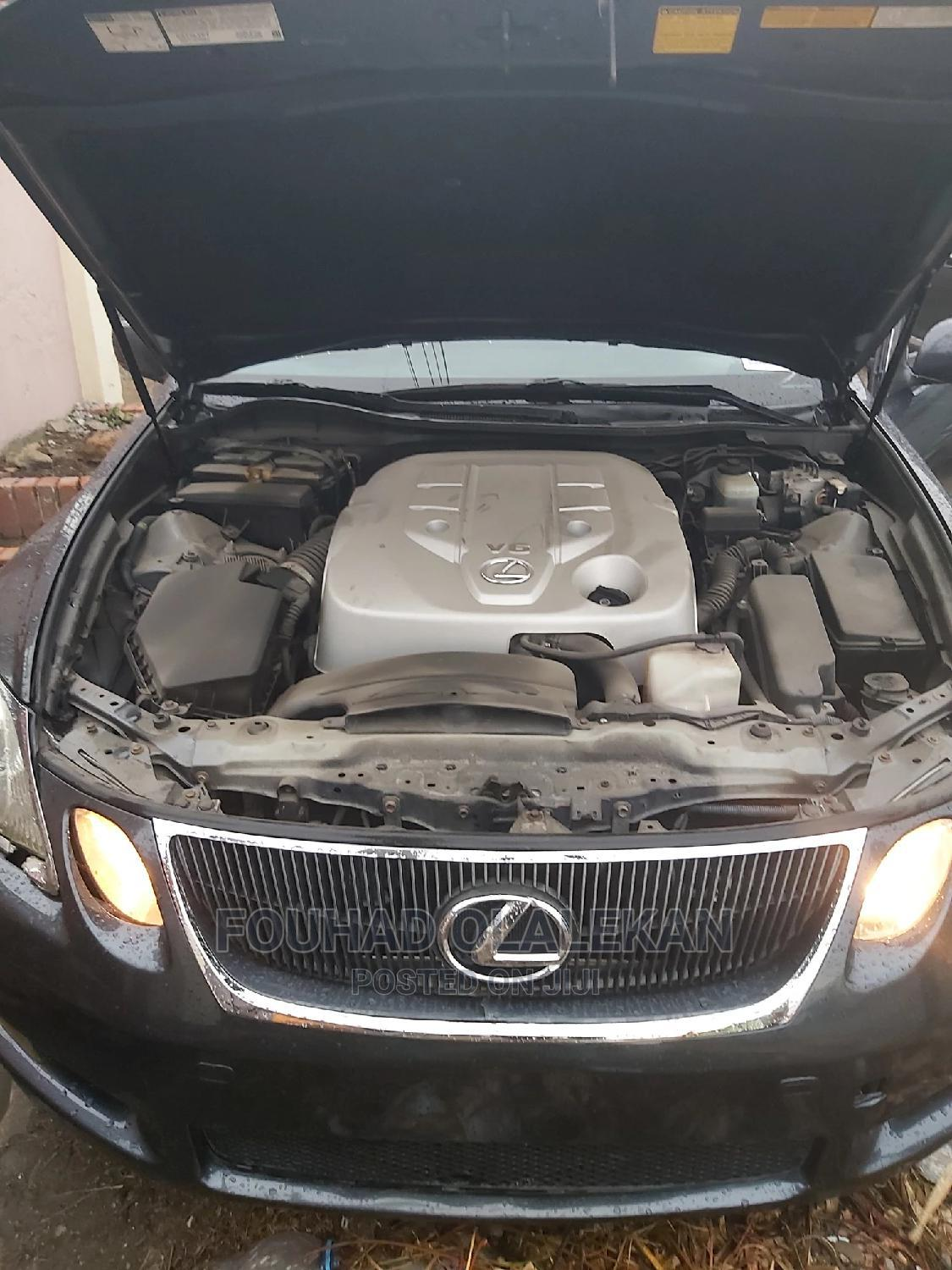 Lexus GS 2006 Gray | Cars for sale in Surulere, Lagos State, Nigeria