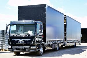We Will Sell And Hire Trucks And Trailers, Tipper Trucks.... | Trucks & Trailers for sale in Lagos State, Ojodu