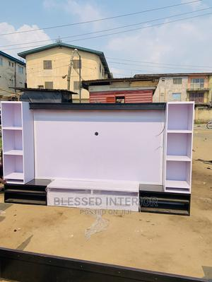 Tv Stand With Lights | Furniture for sale in Lagos State, Ajah
