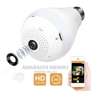 Spy Bulb Camera Wireless   Security & Surveillance for sale in Lagos State, Ikeja