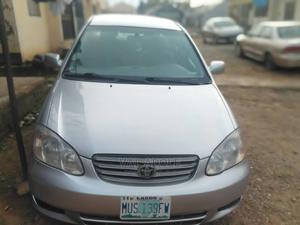 Toyota Corolla 2004 LE Silver | Cars for sale in Abuja (FCT) State, Lugbe District