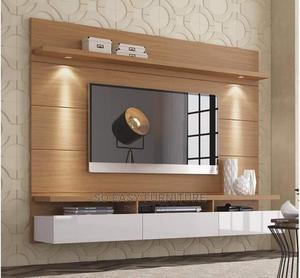 Set of TV Stand Wall TV Stand | Furniture for sale in Lagos State, Amuwo-Odofin