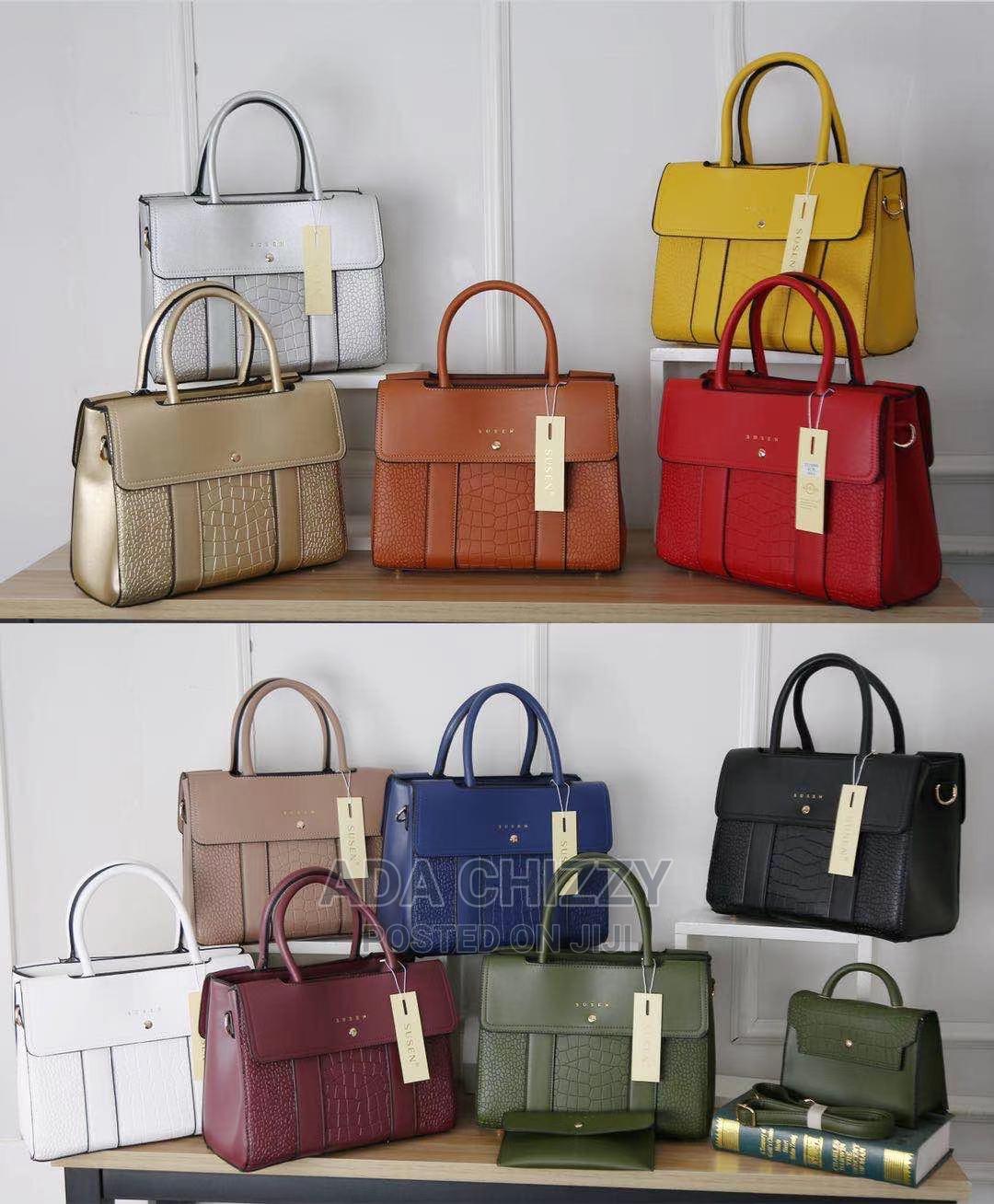 New Quality Female Turkey Handbags