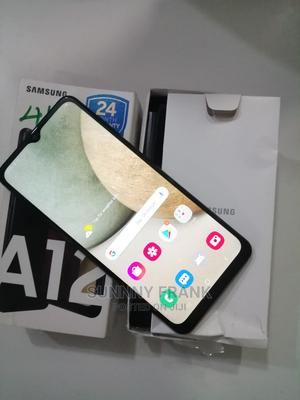 Samsung Galaxy A12 128 GB Black | Mobile Phones for sale in Abuja (FCT) State, Wuse 2