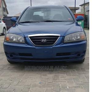 Hyundai Elantra 2006 1.6 GLS Blue | Cars for sale in Lagos State, Surulere