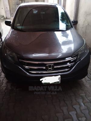 Honda CR-V 2013 Gray | Cars for sale in Lagos State, Magodo