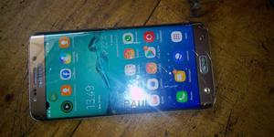 Samsung Galaxy S6 Edge Plus 32 GB Gold | Mobile Phones for sale in Lagos State, Amuwo-Odofin