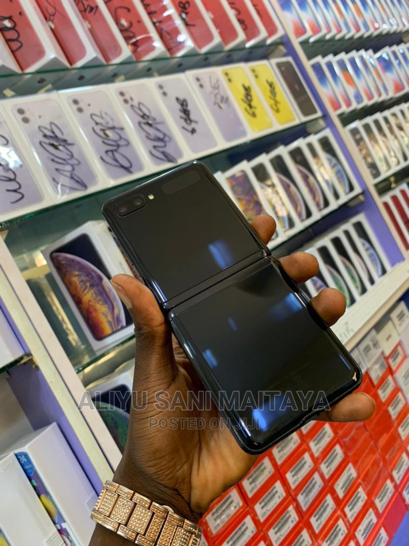 Samsung Galaxy Z Flip 256 GB Black