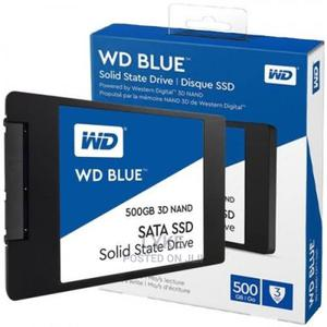 WD 500gb My Passport SSD Portable Storage | Computer Hardware for sale in Lagos State, Ikeja