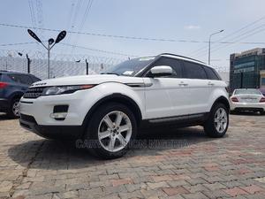 Land Rover Range Rover Evoque 2012 Prestige White   Cars for sale in Lagos State, Lekki