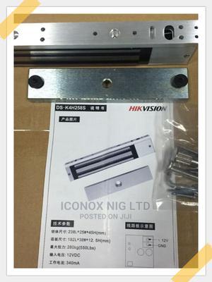 HIKVISION DS-K4H258S 280KG Single Door Magnetic Lock | Doors for sale in Lagos State, Ikeja