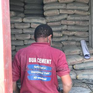 Dangote and Bua Cement Available   Building Materials for sale in Abuja (FCT) State, Central Business District