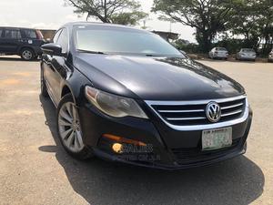 Volkswagen CC 2010 1.8 TSI Black   Cars for sale in Lagos State, Yaba
