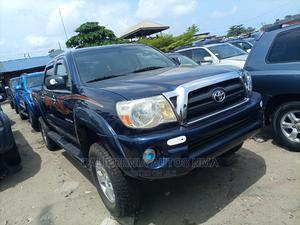 Toyota Tacoma 2007 Access Cab Blue | Cars for sale in Lagos State, Amuwo-Odofin