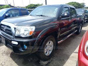 Toyota Tacoma 2007 Access Cab Black | Cars for sale in Lagos State, Amuwo-Odofin