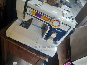 Used Electric Sewing Machine Zig Zag and Straight Sewing | Home Appliances for sale in Lagos State, Ojo