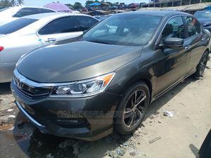 Honda Accord 2017 Gray   Cars for sale in Lagos State, Amuwo-Odofin