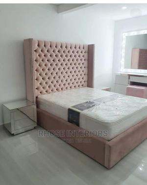 6by6 Bed Frame   Furniture for sale in Lagos State, Ojo