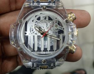 Hublot Genuine Leather Edition | Watches for sale in Delta State, Warri