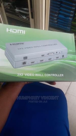 2x2 Hdmi Video Wall Controller   Computer Accessories  for sale in Lagos State, Ikeja