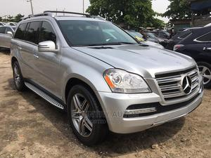 Mercedes-Benz GL Class 2011 GL 450 Silver | Cars for sale in Lagos State, Apapa