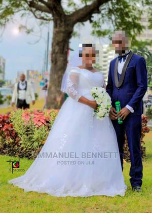 Beaded Ball Wedding Gown | Wedding Wear & Accessories for sale in Lagos State, Surulere