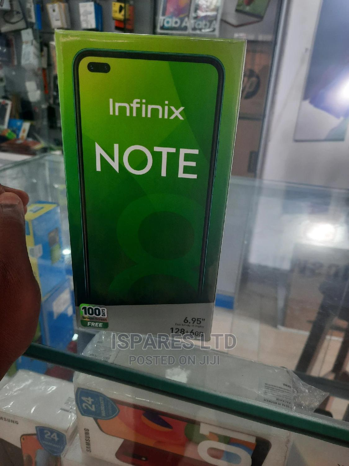 New Infinix Note 8 (x692) 128 GB | Mobile Phones for sale in Port-Harcourt, Rivers State, Nigeria
