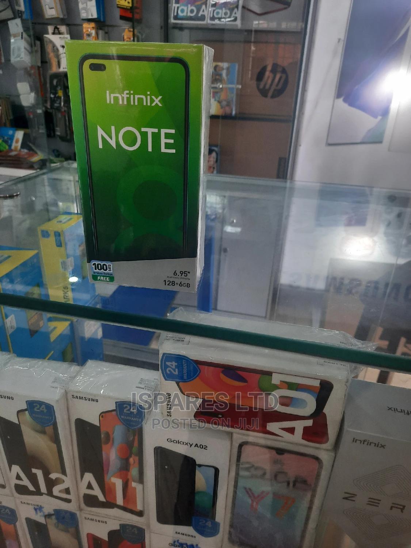 New Infinix Note 8 (x692) 128 GB