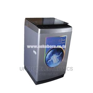 Maxi Top Loader 10kg Washing Machine Auto Eco Friendly | Home Appliances for sale in Lagos State, Lekki