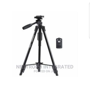 Yunteng Vct 5208 Mobile Phone Camera Tripod Stand | Accessories & Supplies for Electronics for sale in Lagos State, Ikeja
