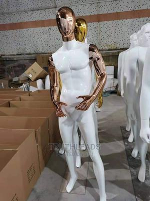 White Man With Silver Chrome Hands | Store Equipment for sale in Lagos State, Lagos Island (Eko)