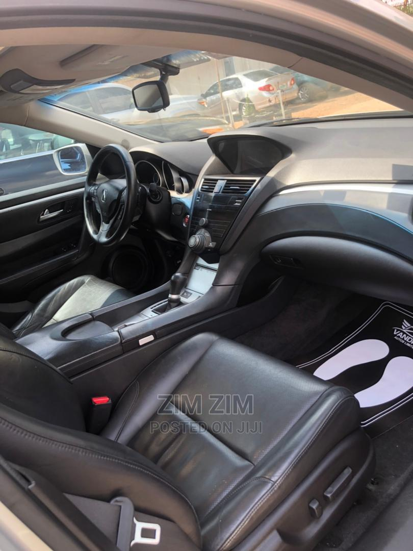 Acura ZDX 2010 Base AWD Silver | Cars for sale in Central Business District, Abuja (FCT) State, Nigeria