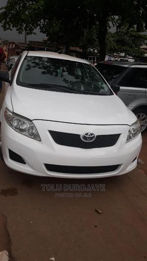 Toyota Corolla 2010 White | Cars for sale in Lagos State, Ikotun/Igando
